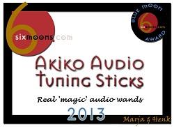 Akiko Audio Award