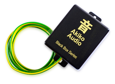 Akiko Audio Black Box Harmonizer