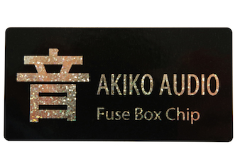 Akiko Audio Fuse Box Chip copy