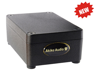Akiko Audio Phono booster new